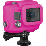 XSORIES Silicon Skin for GoPro Dive Housing (Magenta)
