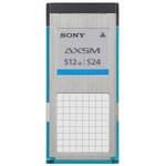 Sony A Series AXS-A512S24 512GB Memory Card for AXS-R5 RAW Recording System