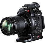 Canon EOS C100 Cinema EOS Camera with Dual Pixel CMOS AF and EF-S 18-135mm IS STM Lens