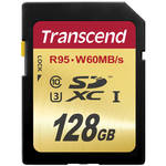 Transcend 128GB UHS-1 SDXC Memory Card (Speed Class 3)