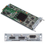 For.A HVS-XT100PCI Dual HDMI and VGA Input Card for HVS-XT100 Switcher