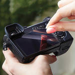 Expert Shield Crystal Clear Screen Protector for Fujifilm FinePix X100S Digital Camera