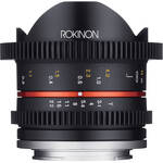 Rokinon 8mm T3.1 Cine UMC Fisheye II Lens for Samsung NX Mount
