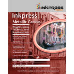 "Inkpress Media Metallic Canvas Inkjet Paper (24"" x 35', 1 Roll)"
