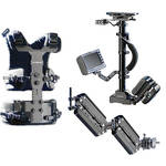 Glidecam X-30 Professional Camera Stabilization System with Anton Bauer Battery Plate