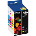 Epson 786 DURABrite Ultra Color Ink Cartridge Multi Pack