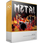 XLN Audio Metal AD2 ADPAK - Virtual Drum Kit (Download)