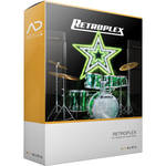 XLN Audio Retroplex AD2 ADPAK - Virtual Drum Kit (Download)