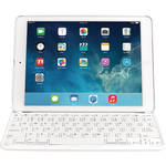 Kensington Keyfolio Thin X2 for iPad Air (White)
