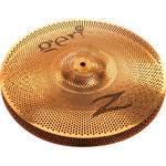 "Zildjian 14"" Gen16 Buffed Bronze Hi-Hat Top Cymbal"