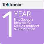 Avid Technologies Elite Support for Media Composer 8 Subscription (1-Year Renewal, Download)