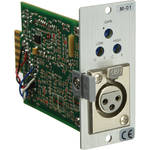 Toa Electronics M-01F - Microphone Input Module for 900 Series Amplifiers (XLR-F)