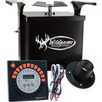 Wildgame Innovations 6V Analog Power Control Unit for Feeder (Black)