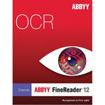 ABBYY FineReader 12 Corporate with Quad-Core Support (3-User Concurrent License, Download)
