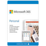 Microsoft Office 365 Personal (1 PC or Mac License / 1-Year / Download)