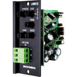 Bogen Communications LMM1S Microphone/Line Input Module with Screw Terminal Connector