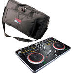Numark MIXTRAK Pro II DJ Software Controller and Carry Bag Kit