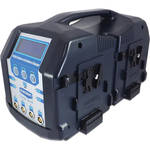 BLUESHAPE 8-Channel Charger & Monitoring Utility for V-Mount Lithium-Ion Batteries