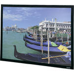 "Da-Lite 93000 Perm-Wall Fixed Frame Projection Screen (37 x 67"")"
