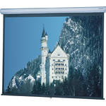 Da-Lite 93218 Model C Front Projection Screen (6x8')