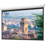 "Da-Lite Designer Contour Manual Screen w/ CSR - 69 x 92"" - Matte White"