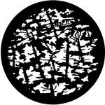 Rosco Steel Gobo #7107 - Pine Branches - Size B