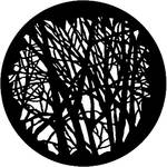 Rosco Steel Gobo #7549 - Branches 1 - Size E