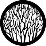 Rosco Steel Gobo #7735 - Bare Branches - Size E
