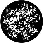Rosco Steel Gobo #7774 - Blossoms - Size A
