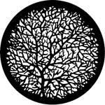 Rosco Steel Gobo #7777 - Bare Branches 2 - Size M