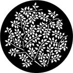 Rosco Steel Gobo #7864 - Branching Leaves - Size A