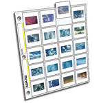 ClearFile Archival-Plus Slide Page, 35mm - 25 Pack