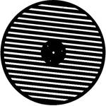 Rosco Linear Breakup Animation Disc