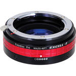 FotodioX Excell+1 Nikon F Lens to Micro Four Thirds Camera Lens Adapter