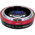 FotodioX Excell+1 Canon FD Lens to Micro Four Thirds Camera Lens Adapter