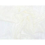 "Rosco Showcloth - 47""x 330' Bolt - White/Iridescent"