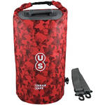 OverBoard Urban Safe Dry Tube (20L, Red, Flower Print)