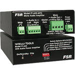 FSR 25 Watt Mono 70 Volt Amplifier