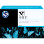 HP 761 Gray Designjet Ink Cartridge (Dye, 400 ml)