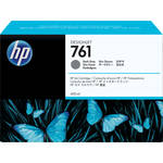 HP 761 Dark Gray Designjet Ink Cartridge (Dye, 400 ml)
