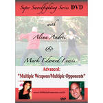 First Light Video DVD: Super Swordfighting Series: Advanced Multiple Weapons & Opponents