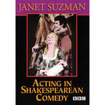 First Light Video DVD: Acting In Shakespearean Comedy By Janet Suzman