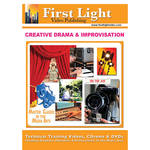 First Light Video DVD: Creative Drama & Improvisation with Rives Collins