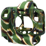 easyCover Silicone Protection Cover for Nikon D4, D4s (Camouflage)