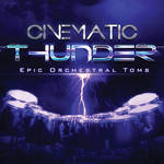 Big Fish Audio Cinematic Thunder: Epic Orchestral Toms with Kontakt Player 5 (Download)
