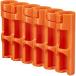STORACELL SlimLine AAA Battery Holder (Orange)