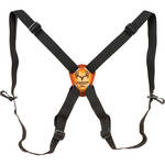 Crooked Horn Outfitters Bino-System Binocular Harness (Black)