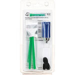 VisibleDust EZ SwabLight Sensor Cleaning Kit with 1.0x Green Vswabs and Sensor Clean Solution