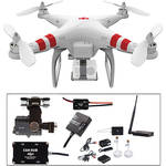 DJI Phantom Aerial Video & Ground Station Solution (no GoPro or iPad)