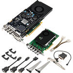 PNY Technologies NVIDIA Quadro K4200 with SDI Input and Output Boards